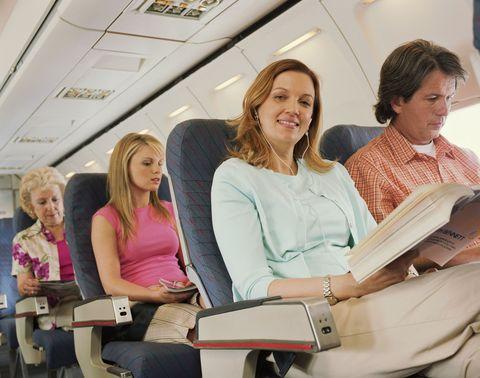 Digital pill British Airways flights