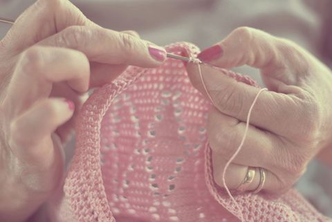 The cutest crocheted baby outfits