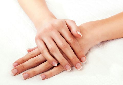 Younger-looking hands