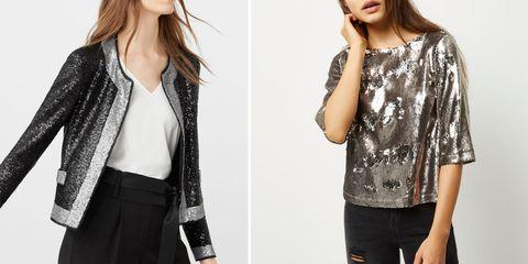 Sparkly fashion