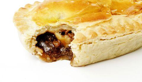Largest meat pie one-piece