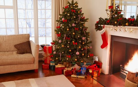 Best Celebrity Christmas Trees