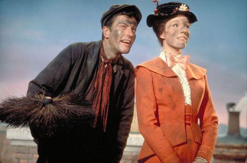Dick Van Dyke in new Mary Poppins film