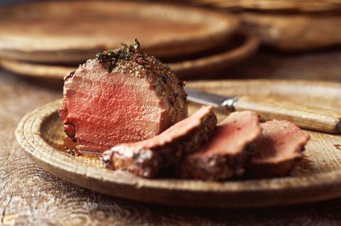 Love red meat? Then you'll like this new study