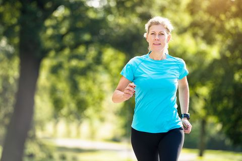 Running is good for your brain