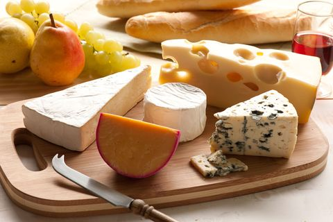 Cheese personality quiz