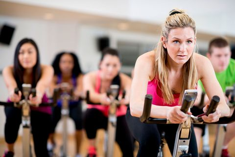 How to get the best workout on an exercise bike