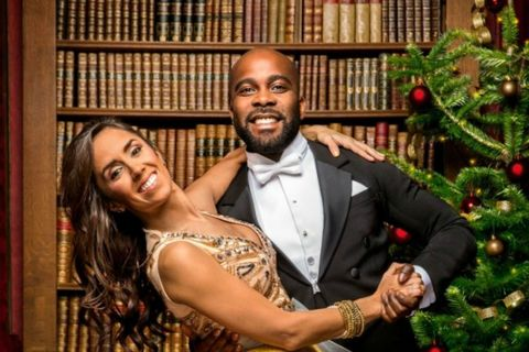 Melvin Odoom Strictly Come Dancing Christmas Special