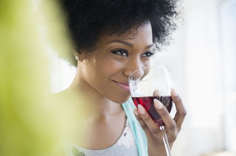 Red wine could be the cure for this common skin problem