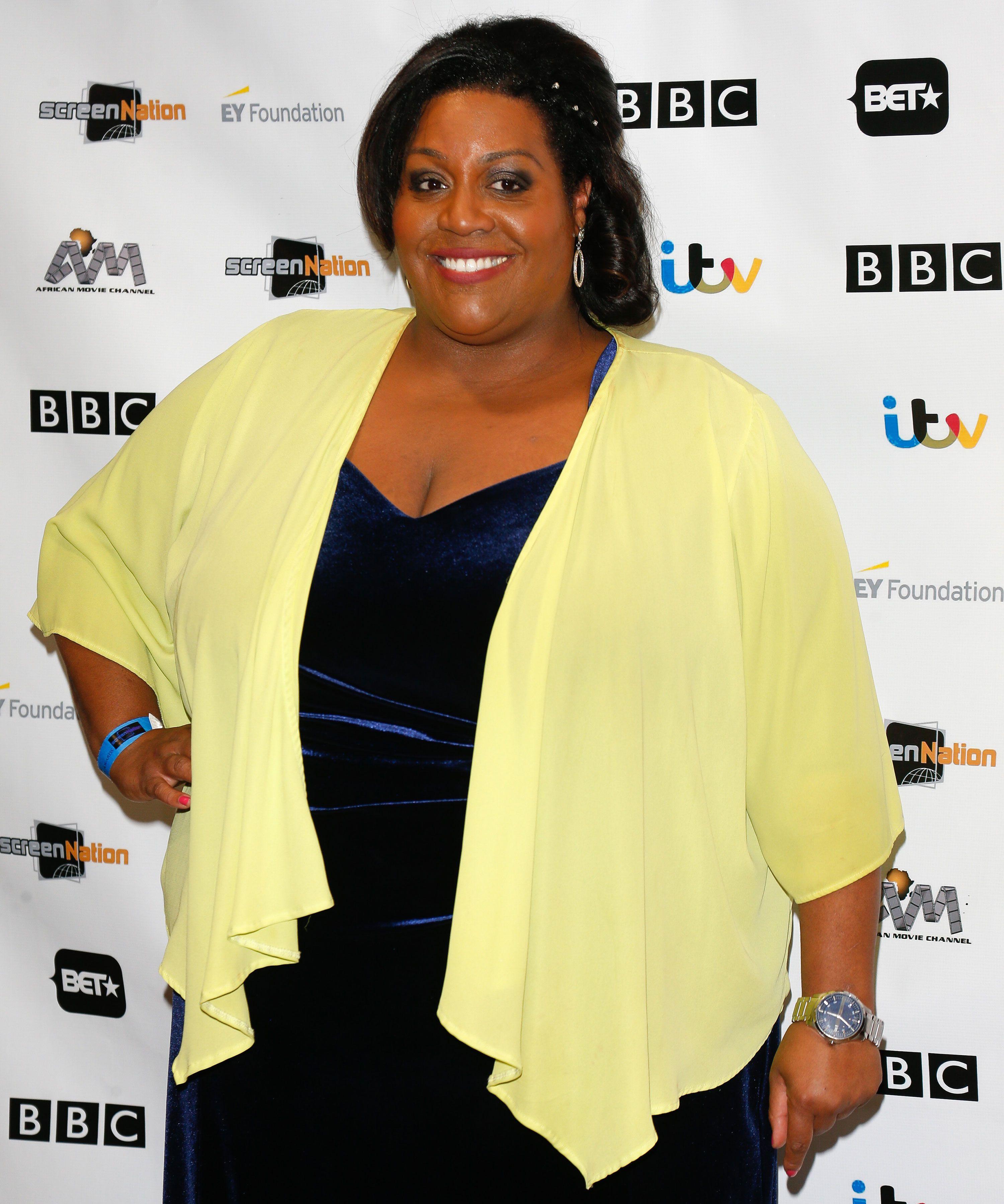 Alison Hammond