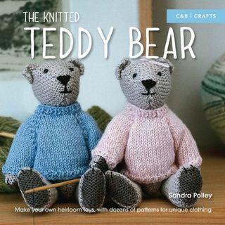 Teddy Bear Pattern: Easy Steps to Knit a Teddy Bear