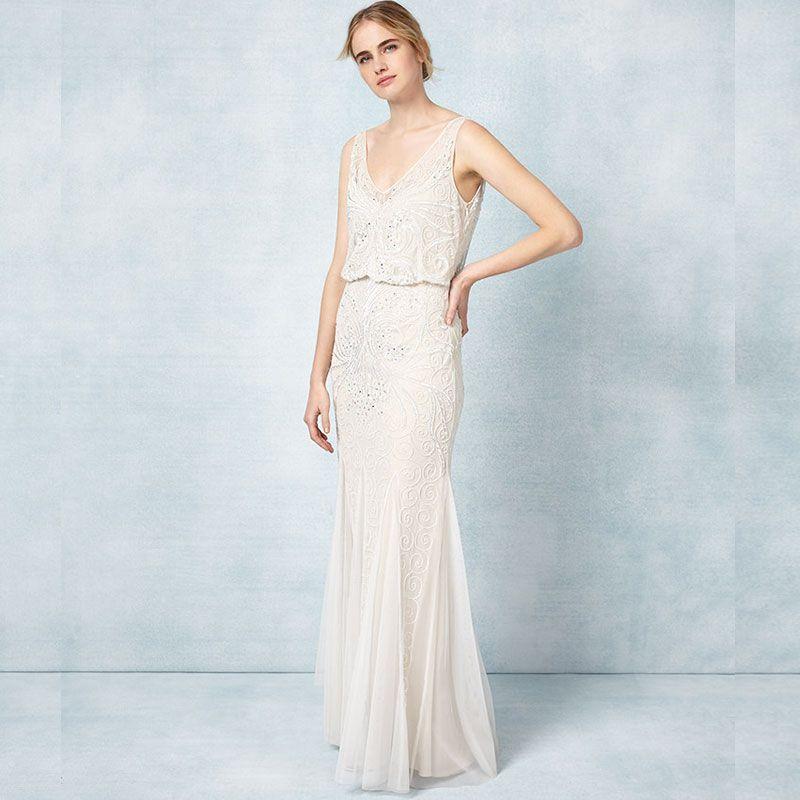 Best High Street Wedding Dresses: Wedding Dresses Under £500