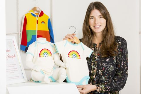 Jools Oliver launches range with Tommy's for Mothercare