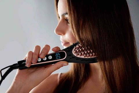 Lidl heated hairbrush
