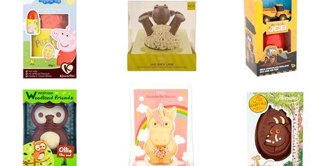 Kids' Easter eggs