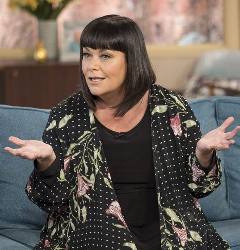 Dawn French on This Morning