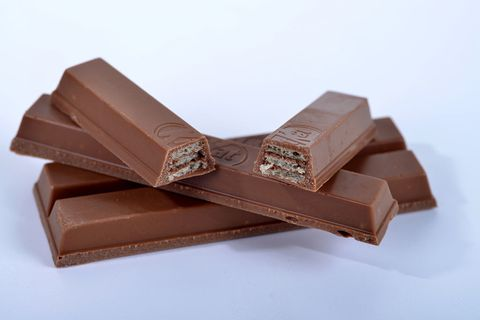 New Healthier Kitkat Contains Only Four Fewer Calories