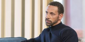 Rio Ferdinand This Morning