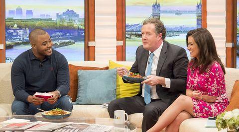 Selasi on Good Morning Britain