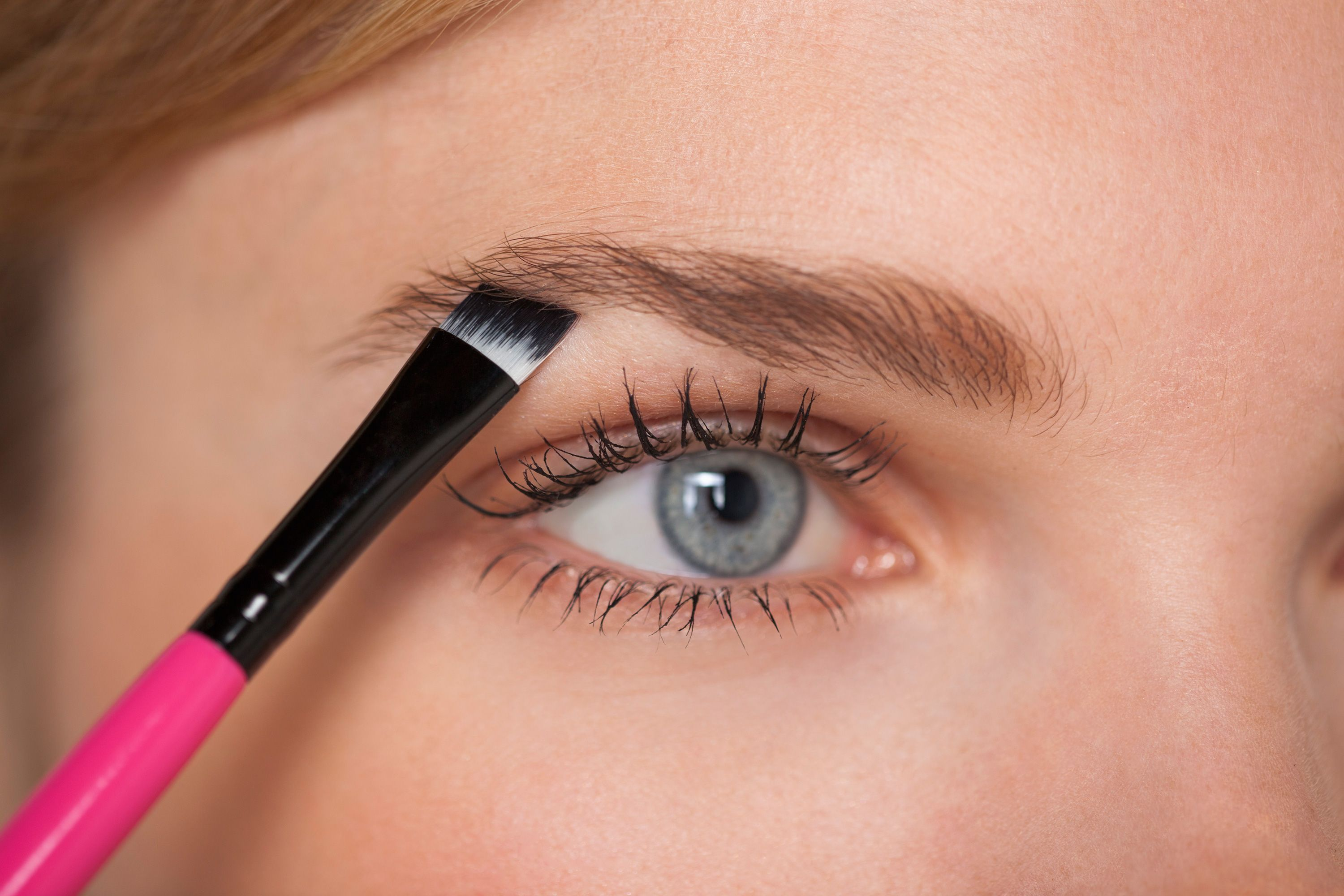 How To Disguise Thinning Eyebrows