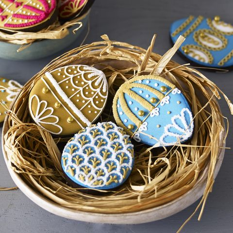 Easter egg biscuits, Easter biscuits, Biscuiteers