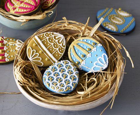 Easter egg biscuits, Easter biscuits, Biscuiteers