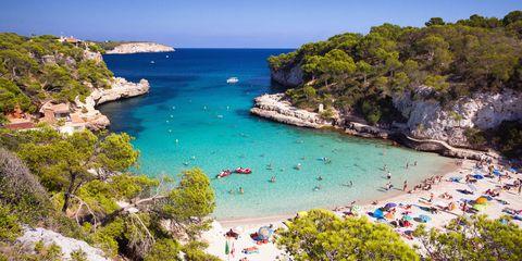 Beach in Mallorca