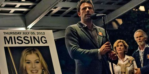 Gone Girl thrillers