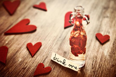 Love potions could exist soon, claims scientist
