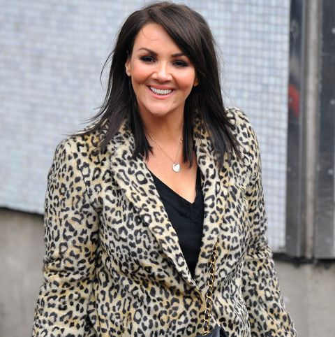 Martine Mccutcheon Reveals How Becoming A Mum Changed Her Attitude To Weight