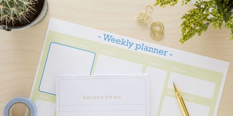 to-do list hack: one thing