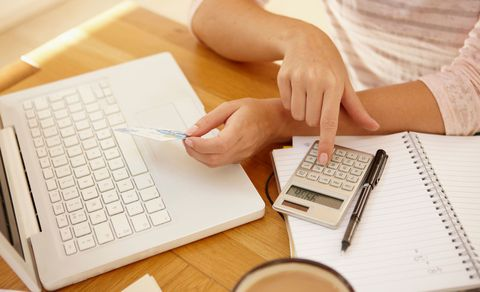 Why we find it hard to stick to a budget
