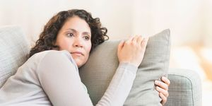 woman menopause symptoms