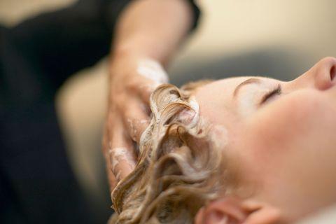 Sam Mcknight gives hair care tip