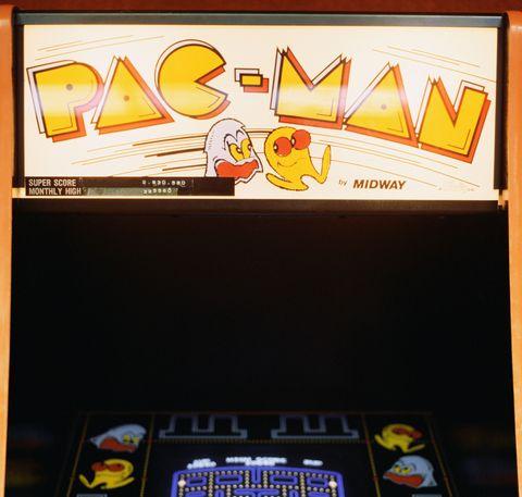 Pac-Man arcade game