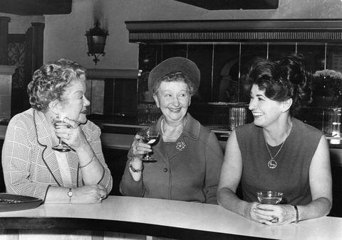 Coronation street Ena Sharples Elsie Tanner Minnie Caldwell