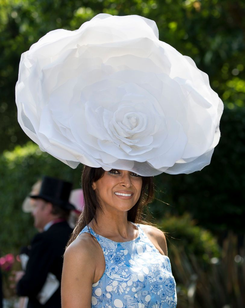 Royal Ascot 2017 - The craziest hats from Ascot races 819e66425cd