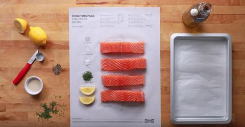 Smoked salmon, Fish slice, Sashimi, Dish, Food, Cuisine, Salmon, Lox, Salmon, Recipe,