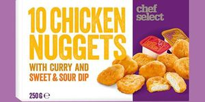 Lidl Chicken nuggets