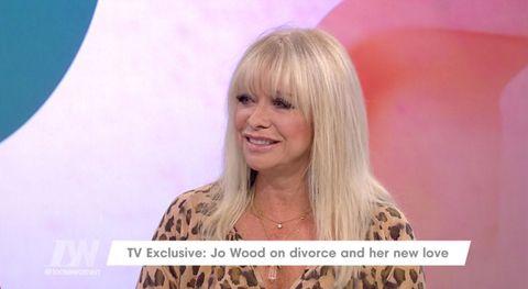 Jo Wood on Loose Women