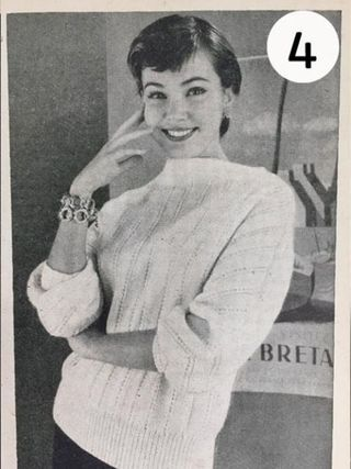 9cd869961 Hobbycraft Is Bringing Back Vintage Knitwear Patterns From The 1940s ...