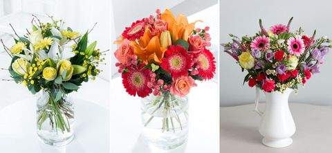 Prima Flying Flowers bouquets
