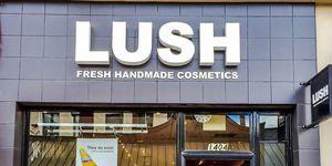Lush shop