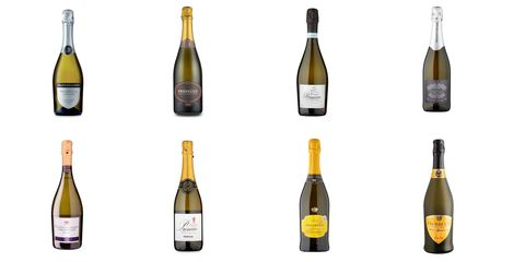 Best Prosecco under £10