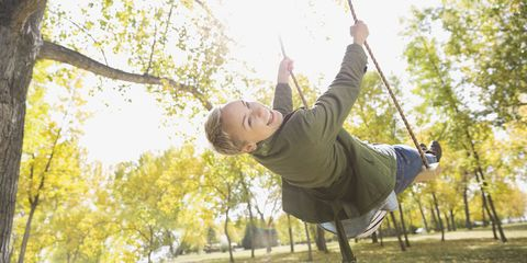 Unleashing your inner child can help combat stress