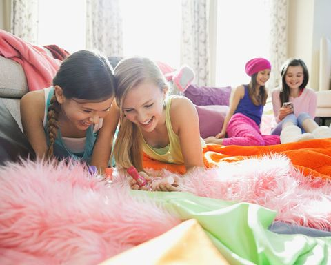 Pink, Child, Fun, Party, Textile, Event, Room, Recreation, Leisure, Happy,