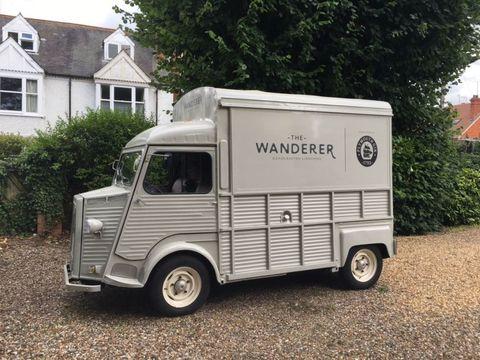 The Wanderer gin van