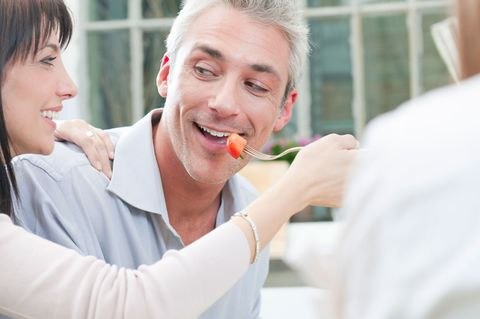 Women are more attracted to men who eat vegetables
