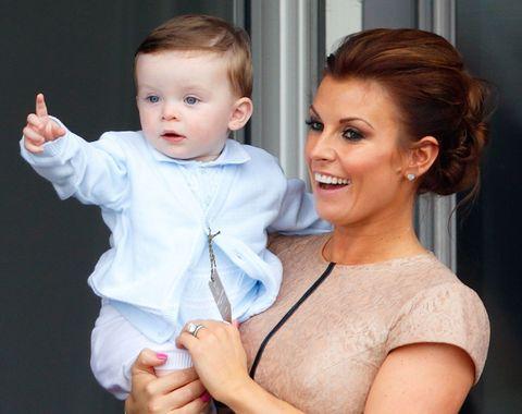 Coleen Rooney has confirmed pregnancy