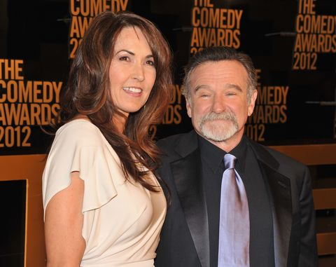 Robin Williams' widow reveals what his final months were like